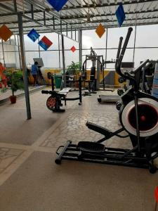 Gym Image of Amaira Residency in Sector 48