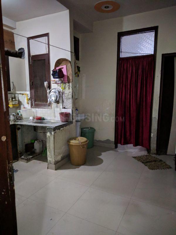 Kitchen Image of 540 Sq.ft 2 BHK Independent Floor for buy in Pratap Vihar for 2200000