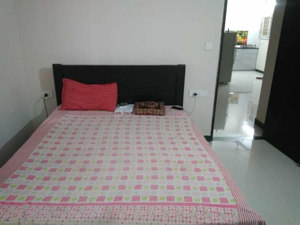 Bedroom Image of 1275 Sq.ft 2 BHK Apartment for rent in Gachibowli for 40000