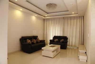Gallery Cover Image of 2300 Sq.ft 3 BHK Apartment for buy in Vajram Tiara, Yelahanka for 17700000