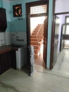 Gallery Cover Image of 450 Sq.ft 1 BHK Independent Floor for rent in Laxmi Nagar for 9000