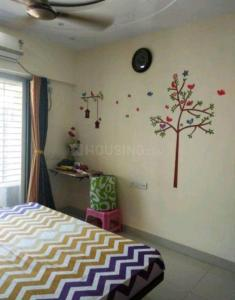 Gallery Cover Image of 600 Sq.ft 1 BHK Apartment for rent in Meet Ashok Smruti, Kasarvadavali, Thane West for 17000