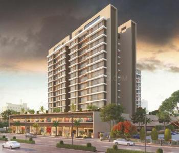 Gallery Cover Image of 1500 Sq.ft 3 BHK Apartment for buy in Satyam Pride, New Panvel East for 14900000