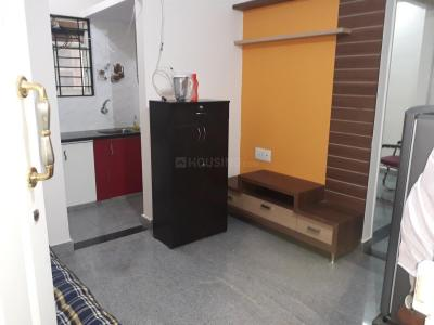 Gallery Cover Image of 580 Sq.ft 1 BHK Apartment for rent in Sadduguntepalya for 16500