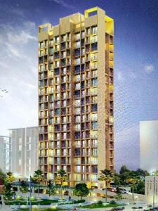 Gallery Cover Image of 725 Sq.ft 1 BHK Apartment for buy in Star Hibiscus Heights, Bhayandar East for 5422547