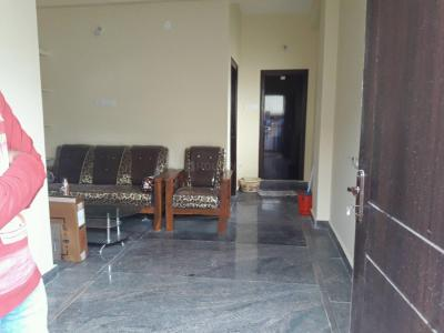 Main Entrance Image of 600 Sq.ft 1 BHK Independent House for rent in Hyder Nagar for 9500
