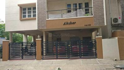Gallery Cover Image of 1800 Sq.ft 3 BHK Independent Floor for rent in Banaswadi for 36000