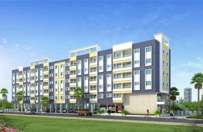 Gallery Cover Image of 543 Sq.ft 1 BHK Apartment for buy in Nanded for 1600000