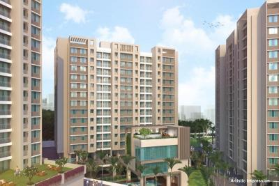 Gallery Cover Image of 660 Sq.ft 1 BHK Apartment for buy in Charms Global City Type A1 Liberty, Ambernath East for 3200000