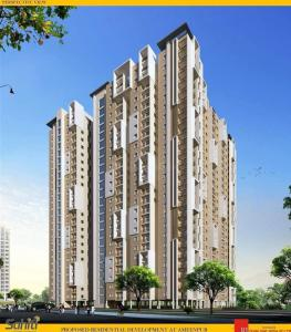 Gallery Cover Image of 1205 Sq.ft 2 BHK Apartment for buy in Miyapur for 3012500