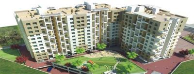 Gallery Cover Image of 1355 Sq.ft 3 BHK Apartment for rent in Kharadi for 26000