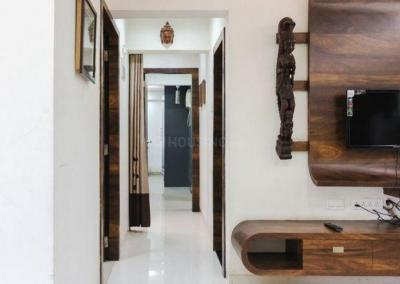 Gallery Cover Image of 1550 Sq.ft 3 BHK Apartment for rent in Seawoods for 70000