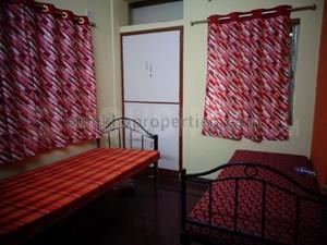 Bedroom Image of Majumdar's Female PG in Purba Barisha