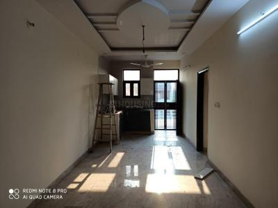 Gallery Cover Image of 550 Sq.ft 2 BHK Independent Floor for rent in Tri Nagar for 17000
