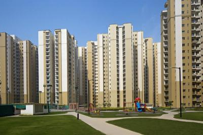 Gallery Cover Image of 495 Sq.ft 1 BHK Apartment for rent in Sector 137 for 13800