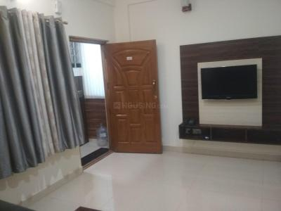 Gallery Cover Image of 800 Sq.ft 1 RK Apartment for rent in Thanisandra for 37000