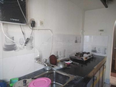 Kitchen Image of Girls PG in Viman Nagar