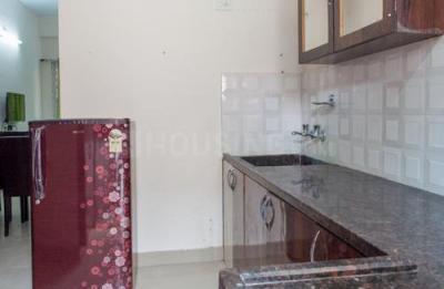 Kitchen Image of 2-bhk(f202) In Satyanarayana Nest in Pragathi Nagar