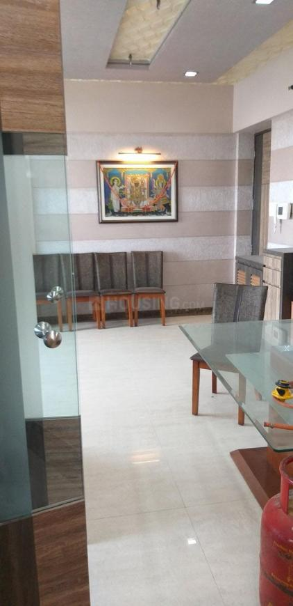 Living Room Image of 1235 Sq.ft 3 BHK Apartment for rent in Kandivali East for 51000