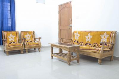 Living Room Image of PG 4643225 Gachibowli in Gachibowli