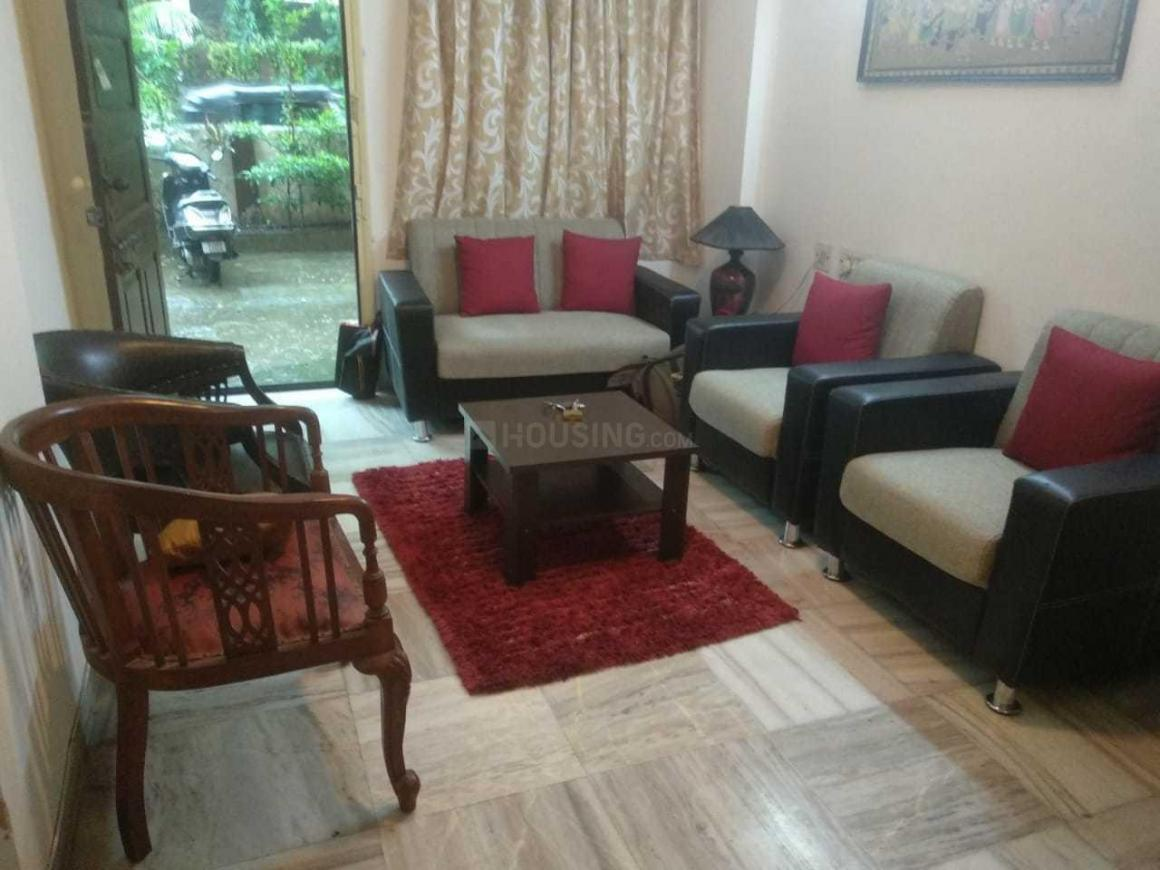 Living Room Image of 850 Sq.ft 2 BHK Apartment for rent in Andheri East for 50000