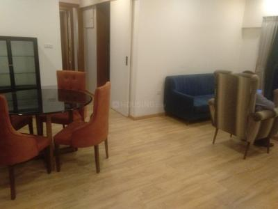 Gallery Cover Image of 1120 Sq.ft 1 BHK Independent Floor for rent in Powai for 56000