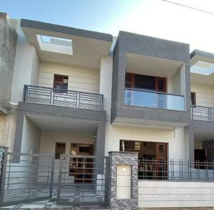 Gallery Cover Image of 1040 Sq.ft 3 BHK Villa for buy in Shiwalik Palm City, Kharar for 4250000