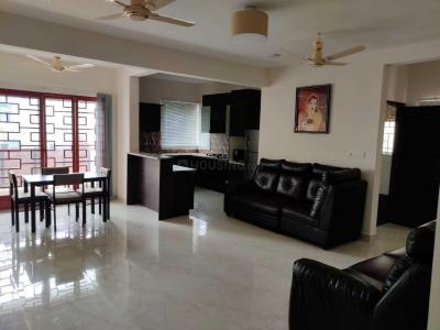 Gallery Cover Image of 1650 Sq.ft 3 BHK Independent Floor for rent in Indira Nagar for 80000