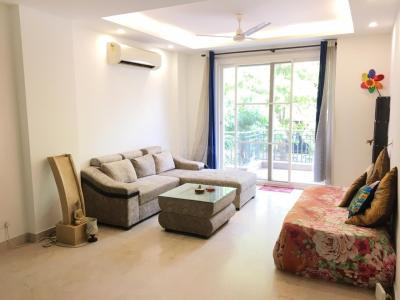 Gallery Cover Image of 1900 Sq.ft 3 BHK Independent Floor for rent in Pitampura for 55000