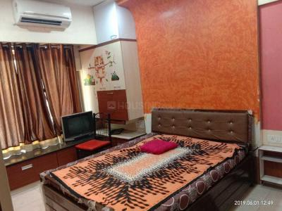 Gallery Cover Image of 630 Sq.ft 1 BHK Apartment for rent in Thane West for 24000