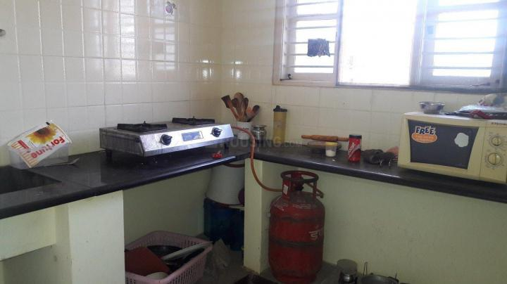 Kitchen Image of Rahul PG in Mahadevapura