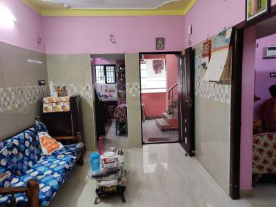 Gallery Cover Image of 600 Sq.ft 1 BHK Independent Floor for rent in Kodungaiyur West for 6500