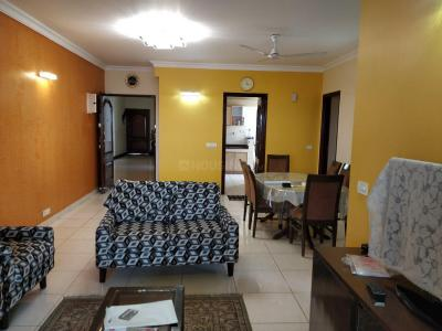 Gallery Cover Image of 1800 Sq.ft 3 BHK Apartment for rent in Hennur Main Road for 40000