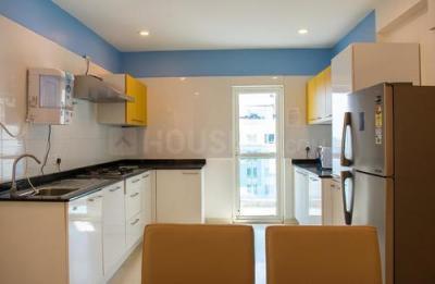 Kitchen Image of Golf Edge Residences,t2-603 in Gachibowli