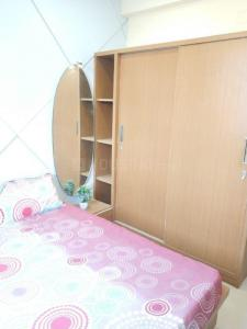 Gallery Cover Image of 980 Sq.ft 1 BHK Apartment for rent in Krishna Darshan Apartment, Nava Vadaj for 9000