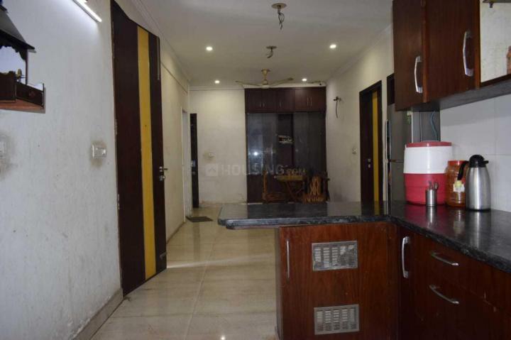 साई पीजी इन सेक्टर 47 के किचन की तस्वीर