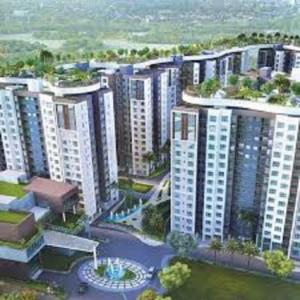 Gallery Cover Image of 1050 Sq.ft 2 BHK Apartment for buy in Siddha Galaxia, Rajarhat for 5355000