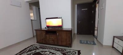 Gallery Cover Image of 575 Sq.ft 1 BHK Apartment for rent in ARV Newtown, Mohammed Wadi for 13000
