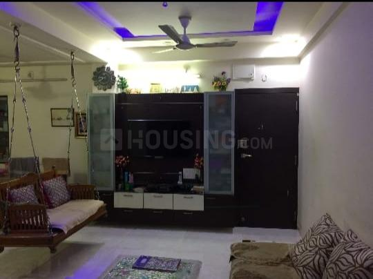 Living Room Image of 2000 Sq.ft 4 BHK Apartment for rent in Thaltej for 32000