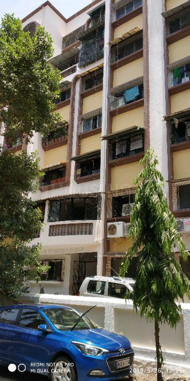 Building Image of 800 Sq.ft 2 BHK Apartment for rent in Ambernath East for 8000