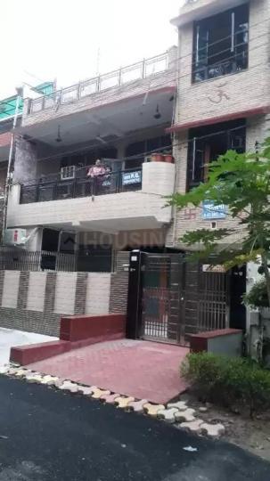 सेक्टर 56 में महालक्ष्मी विला के बिल्डिंग की तस्वीर