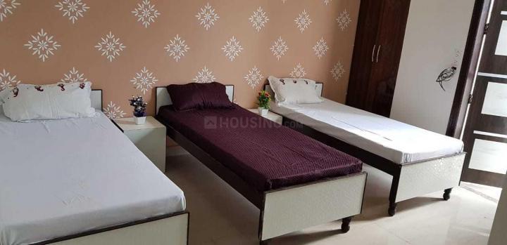 सेक्टर 21 में एसएसएस पीजी के बेडरूम की तस्वीर
