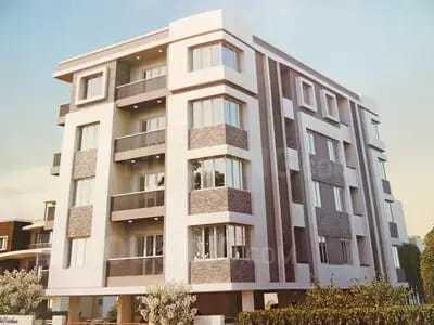 Building Image of  Sq.ft Residential Plot for buy in Alkapuri for 50000000