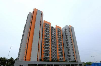 Gallery Cover Image of 580 Sq.ft 1 BHK Apartment for buy in Siruseri for 3600000
