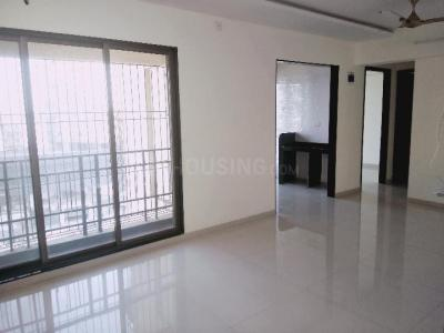 Gallery Cover Image of 1000 Sq.ft 2 BHK Apartment for rent in Gami Trixie, Ulwe for 13000