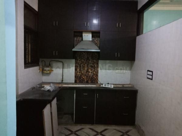 Kitchen Image of 1000 Sq.ft 2 BHK Independent Floor for rent in Sector 19 Dwarka for 19000