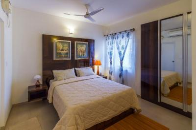 Gallery Cover Image of 618 Sq.ft 1 BHK Apartment for buy in Kovur for 3120900