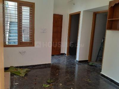 Gallery Cover Image of 605 Sq.ft 1 BHK Independent House for rent in Kasturi Nagar for 12000