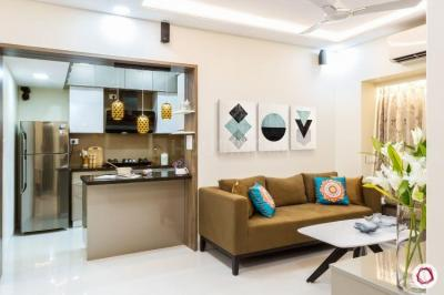 Gallery Cover Image of 1050 Sq.ft 1 BHK Apartment for buy in Chandanagar for 3675000