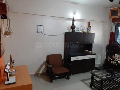 Gallery Cover Image of 950 Sq.ft 2 BHK Apartment for rent in Siddhivinayak Shubhashree Residential, Akurdi for 18000